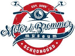 Motor- en Brommermuseum Logo